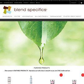 Blend Specifics